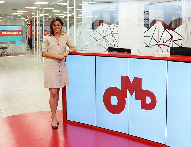OMD Spain ficha a Orlanda Aragón como Head of Direct Response