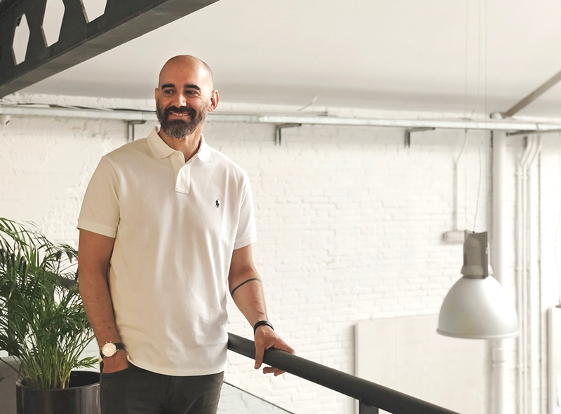 Wences Sanz, Managing Director y Chief Creative Officer en Julius