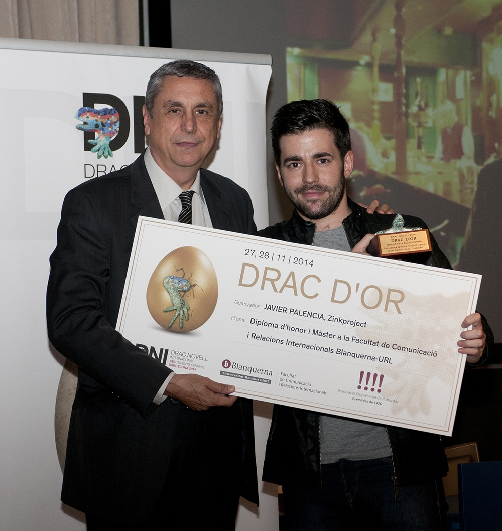 Drac Novell International 2014